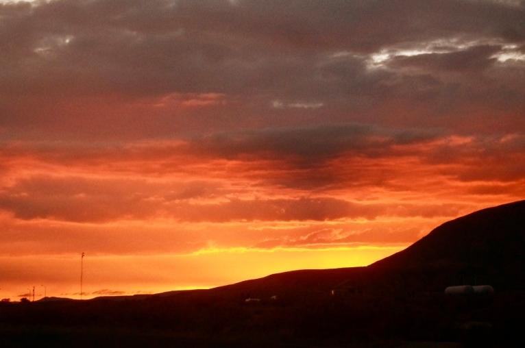 gerlach sunset