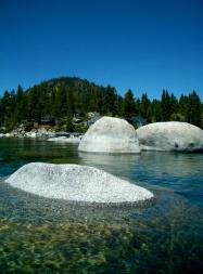 lake boulders