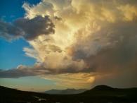 sky big clouds