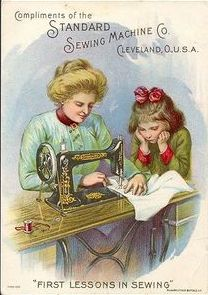 FirstSewingLesson