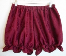 Tablecloth = Bloomers