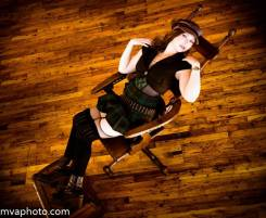 Schoolgirl Steampunk