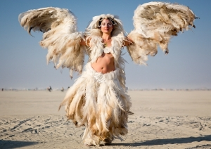 burning-man-feather-costume