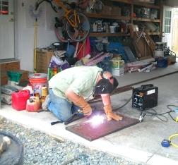 cooper welding
