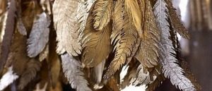 DIY-Gold-Leather-Feather-DIY