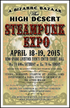 High Desert Steam April 2015