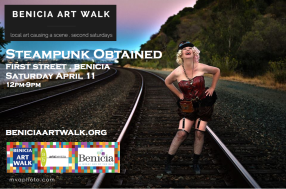 Benicia Art Walk April 2015