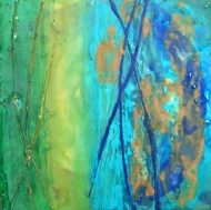 12X12 Azule Alegria $180
