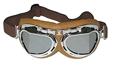 Aviator beveled tan30