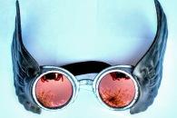GoggleWingRedLense