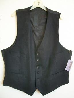 Suit Vest $25. w/external pockets $45