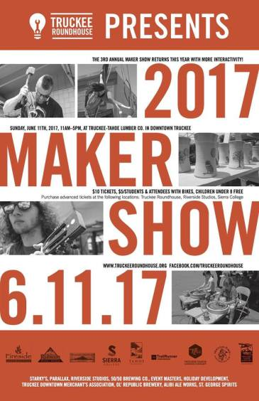 Roundhouse Maker Show 2017