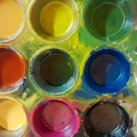 encaustic colors