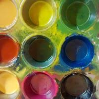 encaustic colors