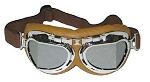 GoggleAviator beveled tan30
