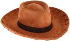 Hat Cowboy Brown