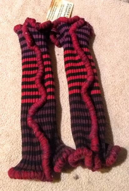 HS Red Purple Stripe