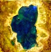 7x7 Lake gold